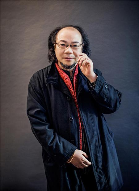 中国美术名家:走进骆松涛艺术世界